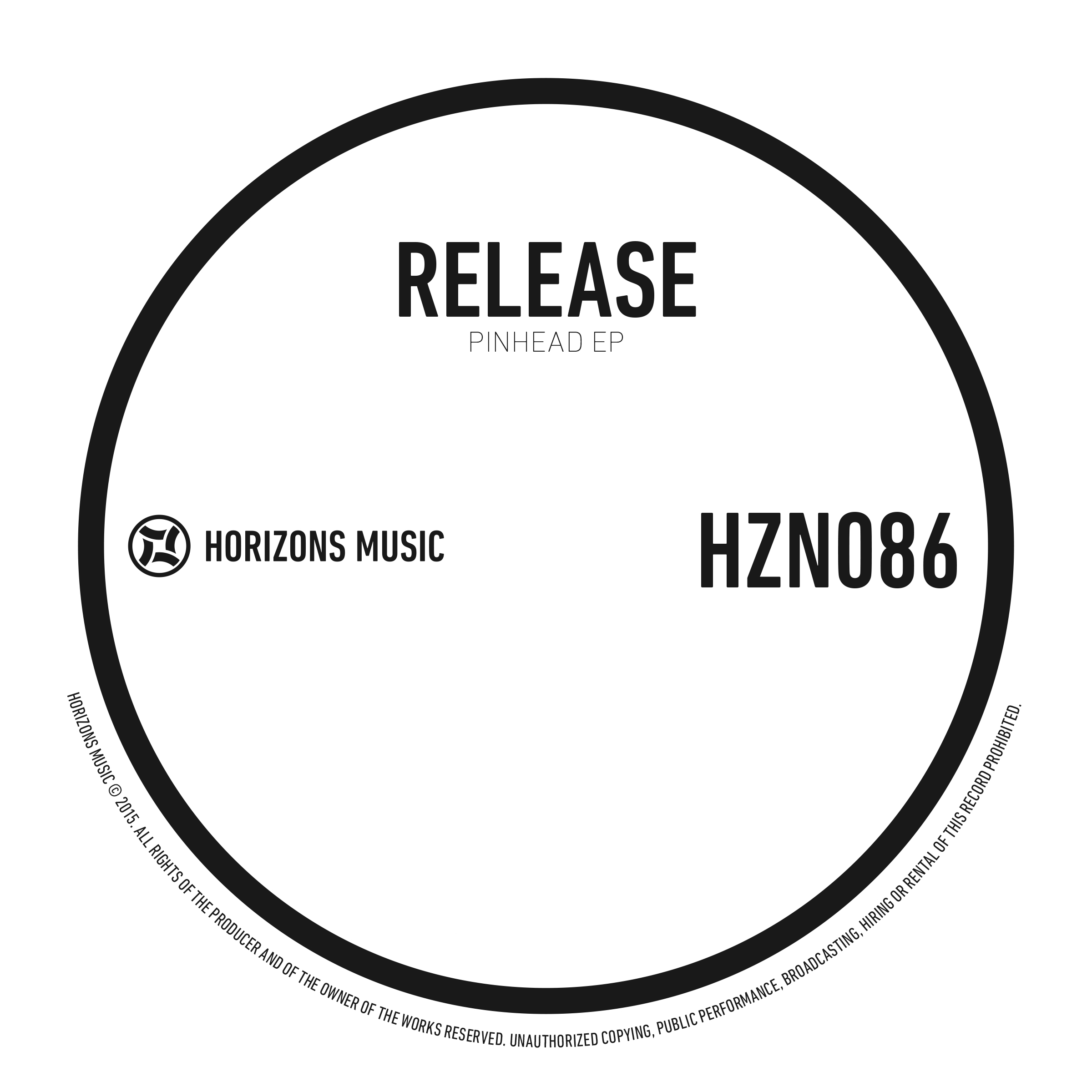 Release/PINHEAD EP 12""