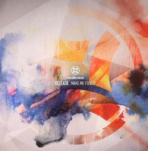 "Release/MAKE ME FEEL EP 12"""