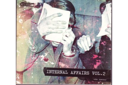 Various/INTERNAL AFFAIRS VOL. 2 CD