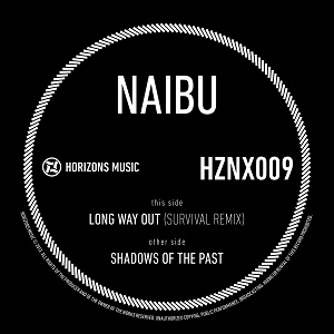 Naibu/LONG WAY OUT (SURVIVAL REMIX) 12""