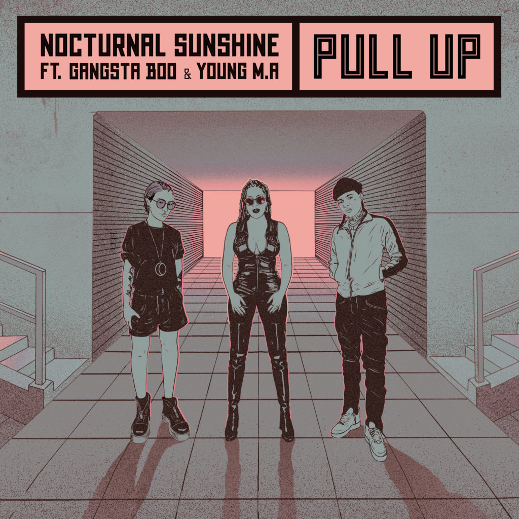 Nocturnal Sunshine/PULL UP 12""