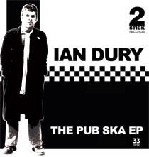 "Ian Dury & Blockheads/PUB SKA EP  7"""