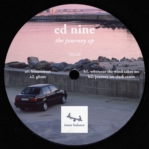 Ed Nine/THE JOURNEY EP 12""