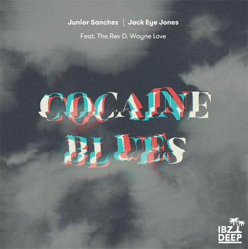 "Jack Eye Jones/COCAINE BLUES 12"""