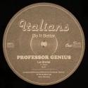 """Professor Genius/LA GROTTA 12"""""""