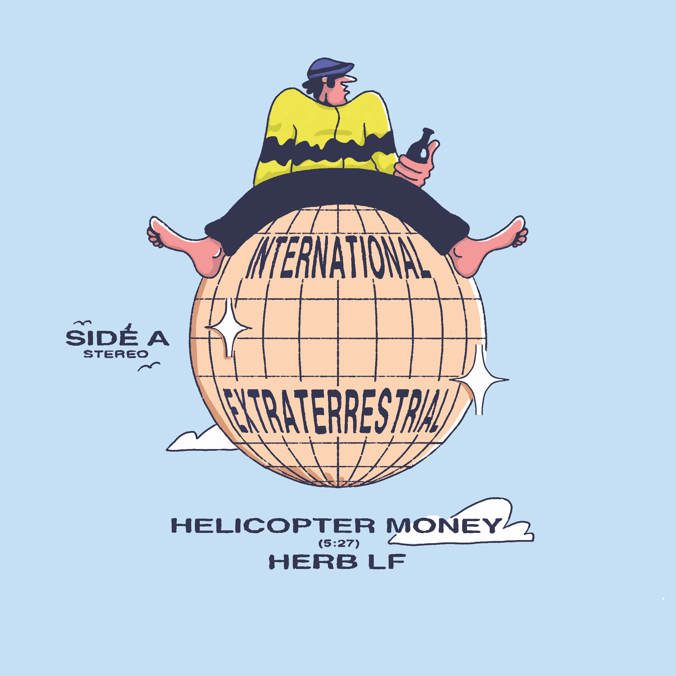 Herb LF/HELICOPTER MONEY 12""
