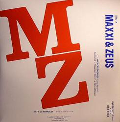 "Maxxi & Zeus/AMERICAN DREAMER 12"""