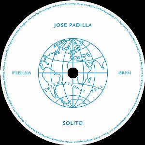 Jose Padilla/SOLITO-BUBBLE CLUB RMX 12""