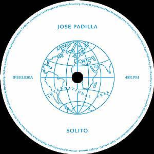 """Jose Padilla/SOLITO-BUBBLE CLUB RMX 12"""""""