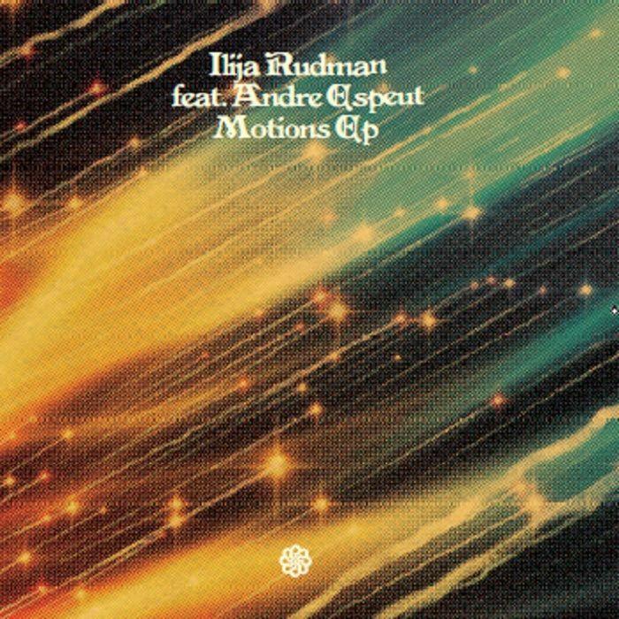 "Ilija Rudman/MOTIONS EP 12"""