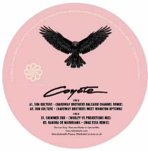 Coyote/BUZZARD COUNTRY REMIXES 12""