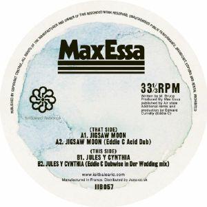 "Max Essa/JIGSAW MOON (EDDIE C REMIX) 12"""