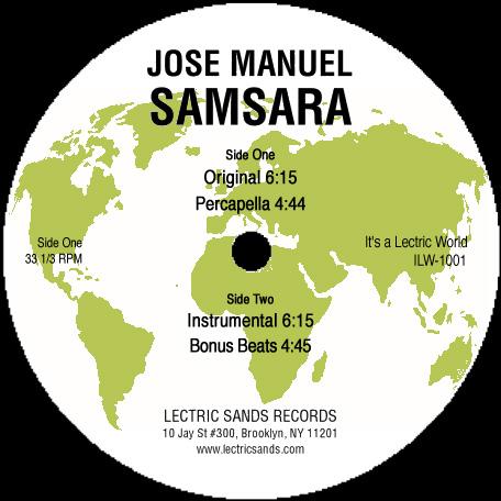 "Jose Manuel/SAMSARA 12"""