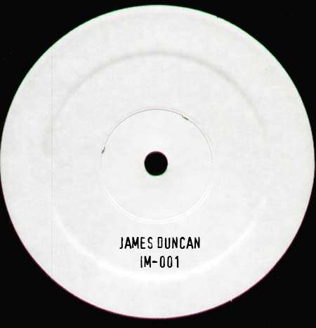 James Duncan/INNERMOODS #1 12""