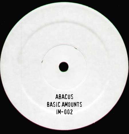 Abacus/BASIC AMOUNTS 12""