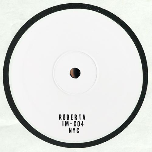 "Roberta/ROBERTA (1-SIDED) 12"""