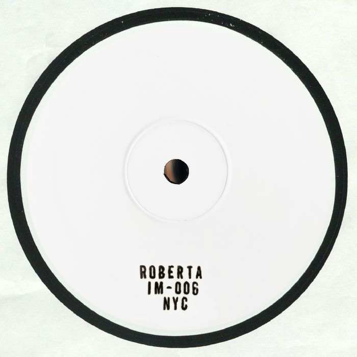 Roberta/LOVE ME SOMETIMES (1-SIDED) 12""