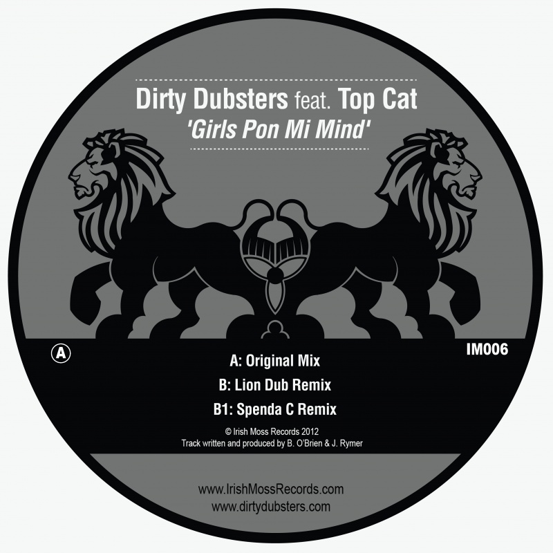Dirty Dubsters/GIRLS PON MI MIND  12""