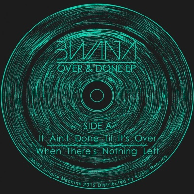 Bwana/OVER AND DONE  12""
