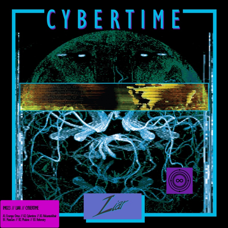 "Liar/CYBERTIME EP 12"""