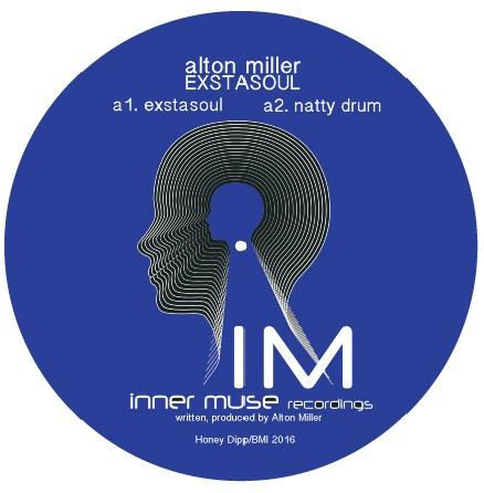 "Alton Miller/EXSTASOUL 12"""