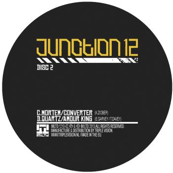 """Various/JUNCTION 12 EP #2 12"""""""