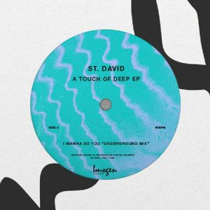 """St. David/A TOUCH OF DEEP EP 12"""""""