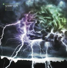 "DJ Marky & S.P.Y/BRAINSTORM 12"""
