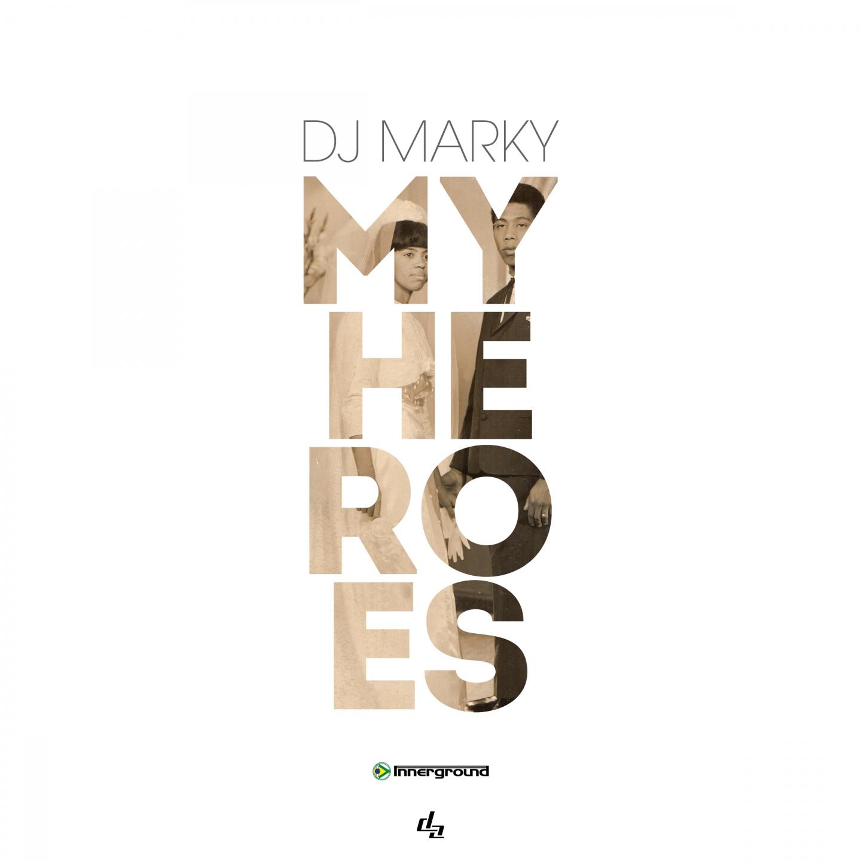 DJ Marky/MY HEROES 3LP