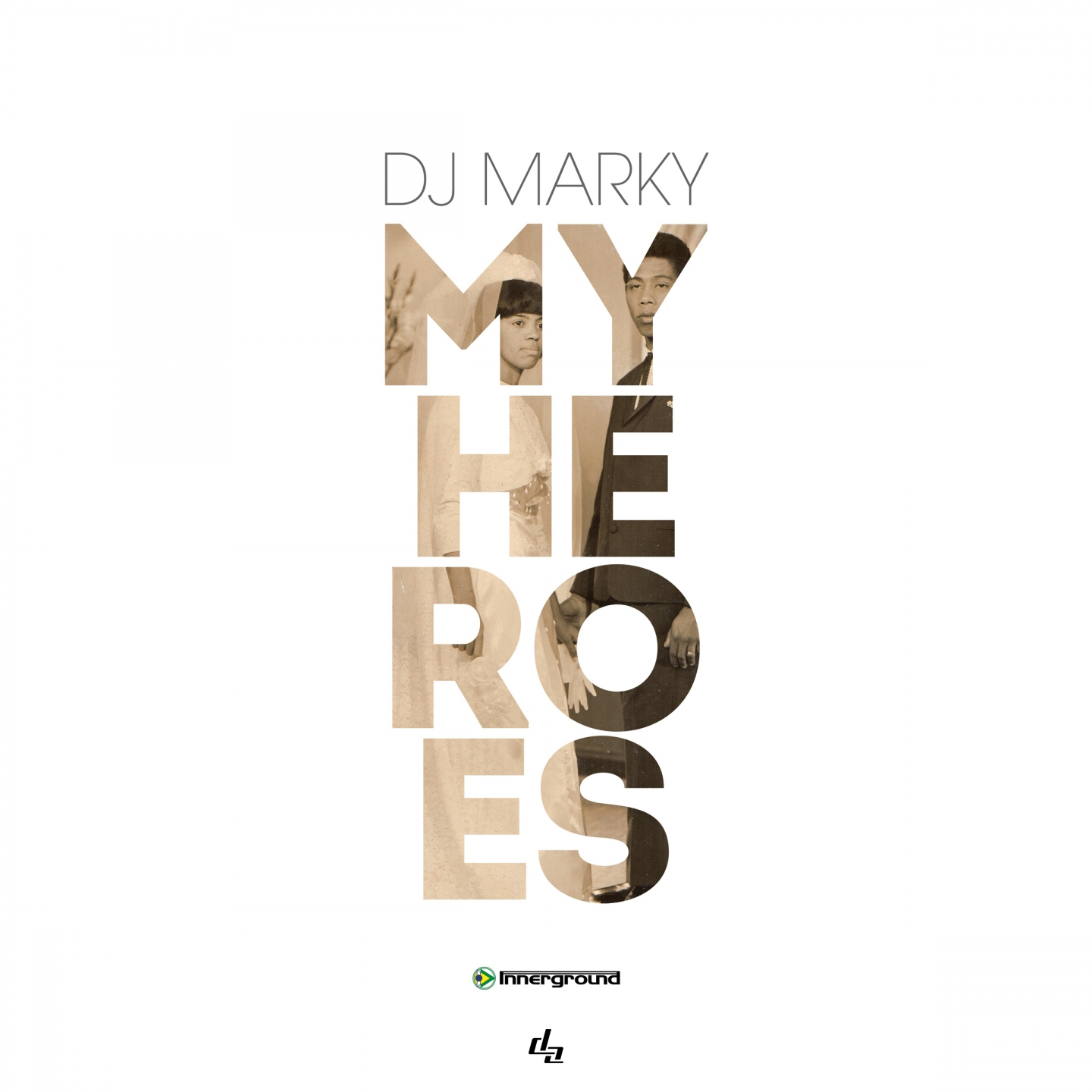 DJ Marky/MY HEROES CD