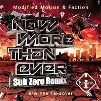 Modified Motion/NOW MORE THAN EVER 12""