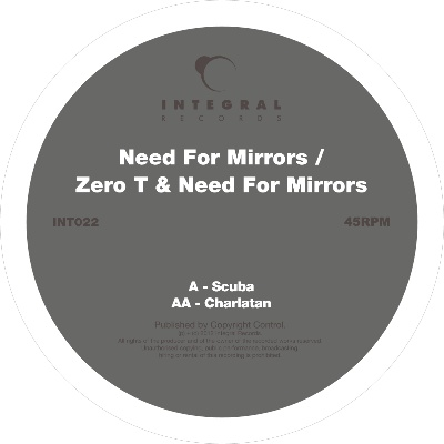 Need For Mirrors/SCUBA 12""