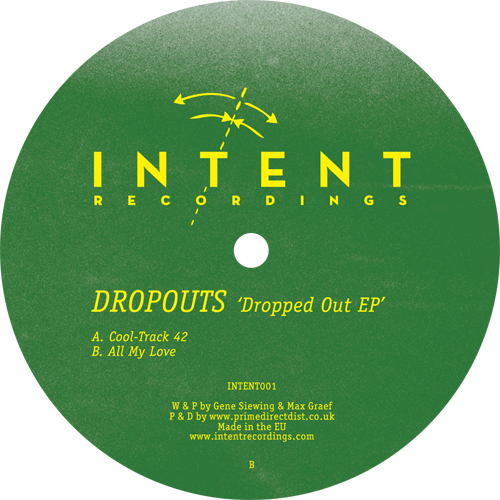 Dropouts/DROPPED OUT EP 12""
