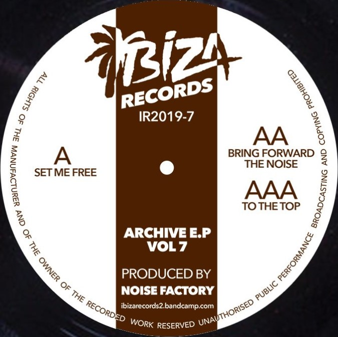 Noise Factory/ARCHIVE EP VOL 7 12""