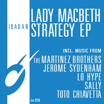 Various/LADY MACBETH STRATEGY EP 12""