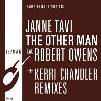 Robert Owens & Janne T/THE OTHER MAN 12""