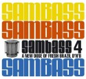 Various/SAMBASS 4: BRAZILIAN D&B CD