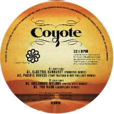 Coyote/REMIX EP 12""