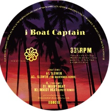 I-Boat Captain/SLOWER - MOODY BEAT 12""