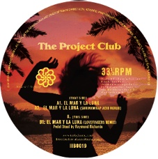 Project Club/EL MAR Y LA LUNA 12""