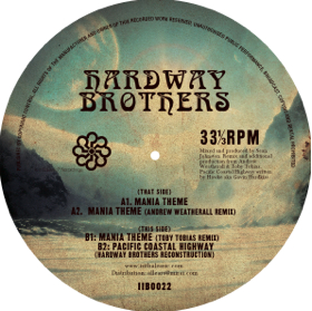 """Hardway Brothers/MANIA THEME 12"""""""