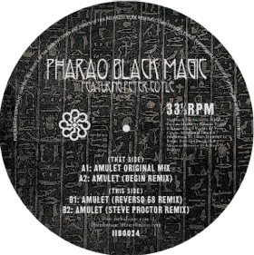 Pharao Black Magic/AMULET 12""