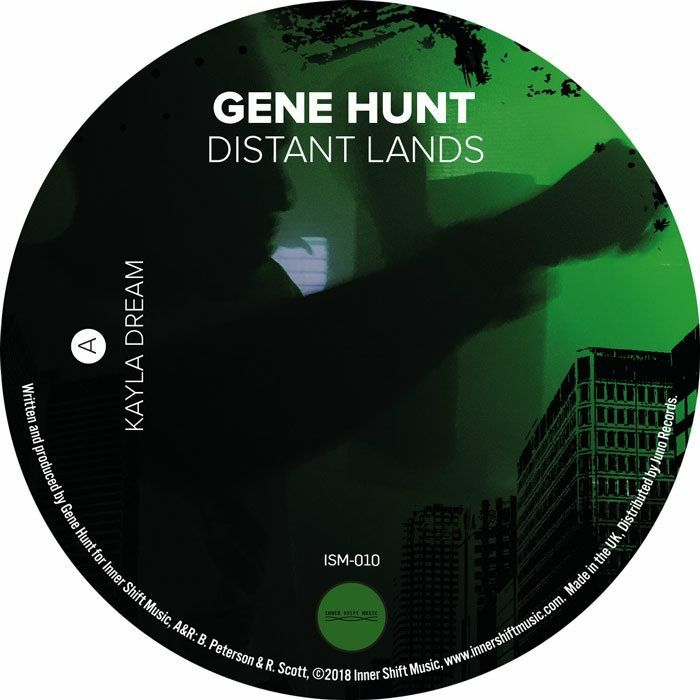 Gene Hunt/DISTANT LANDS EP 12""