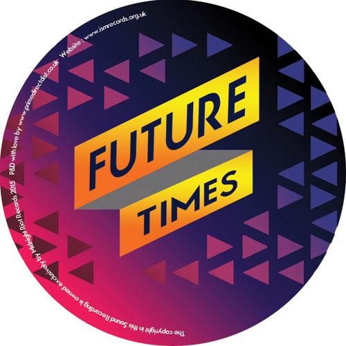 """Ilija Rudman/FUTURE TIMES 12"""""""