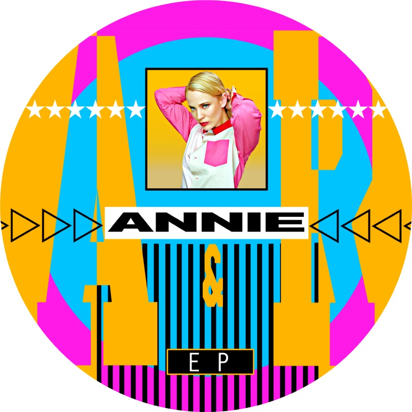 Annie/THE A & R EP (PIC DISC) 12""