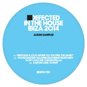 Various/DFTD IN THE HOUSE IBIZA 2014 12""