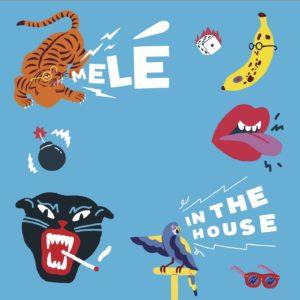 """Mele/IN THE HOUSE SAMPLER EP 12"""""""