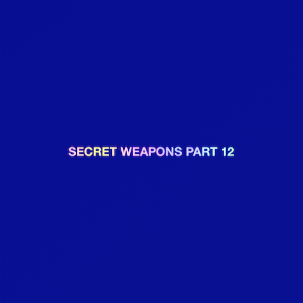 Various/SECRET WEAPONS PART 12 4LP