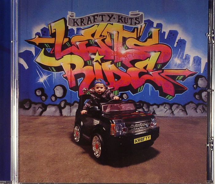 Krafty Kuts/LET'S RIDE CD