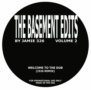 Jamie 3:26/THE BASEMENT EDITS VOL.2 12""